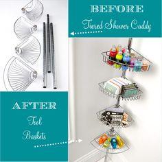 DIY craft storage ideas