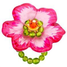 Lalo Treasures: Big pink flower