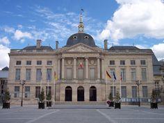 Hôtel de ville de Châlons-en-Champagne (Marne) - Alsace-Champagne-Ardenne-Lorraine