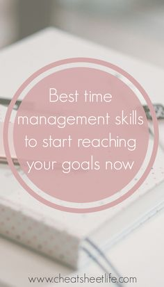 Do you feel like your life is only work, eat and sleep? In today's fast paced world time management is crucial. Welcome to time management 101.