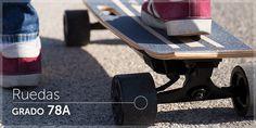 Ruedas antipinchazos o tubeless Skateboard, Sports, Wheels, Skateboarding, Hs Sports, Skate Board, Sport, Skateboards