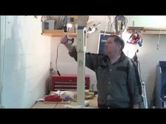 Leather stitching pony - Entry to Summers 2x4 competition 2015 - YouTube