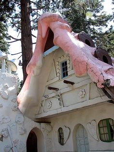 Abandoned Santa's Village. Santa's Village in Skyforest California, the theme park closed in 1998. I was there in 1965.