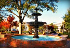 Marietta Square.  Marietta, Georgia