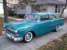 Chevrolet : Bel Air/150/210 delray 1955 Chevrolet - http://www.legendaryfinds.com/chevrolet-bel-air150210-delray-1955-chevrolet-2/