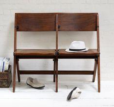 #foldingchair #theatrechairs #bench #theatre #cinemachairs #cinemaseats #campaignchair #antiques