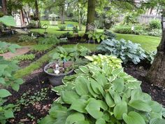 Zoar, Ohio   Biennial garden tour   June 21, 2014                 Hanging from a shepherd's hook                  Fun :)          ...