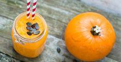 Pumpkin spice smoothie | Healthy & Co
