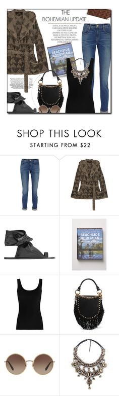"""""""Nights Like This"""" by sherieme ❤ liked on Polyvore featuring Frame, Magdalena, Vivienne Westwood Anglomania, Isabel Marant, Anthropologie, Twenty, Sacai, Dolce&Gabbana, WithChic and Hershey's"""