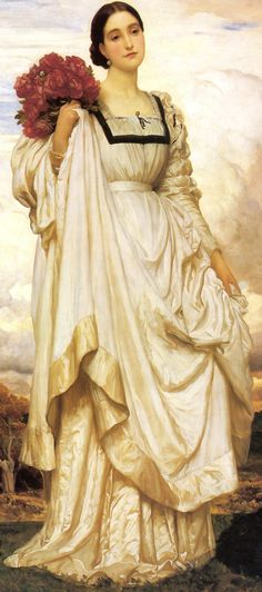 Lord Frederic Leighton - The Countess Brownlow (1879)