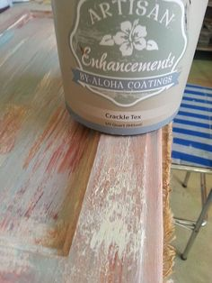 Paint Layering & Dry Brushing With Chalk Paint®by Annie Sloan :: Hometalk