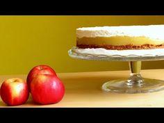 Jablečný dort - YouTube Vanilla Cake, Cheesecake, Food, Youtube, Mascarpone, Cheesecakes, Essen, Meals, Yemek