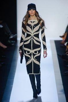 New york fashion week Herve Leger 2013