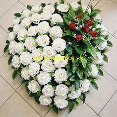Funeral Arrangements, Flower Arrangements, Tie A Necktie, Funeral Flowers, Floral Wreath, Wreaths, Florists, Tropical Floral Arrangements, Grief