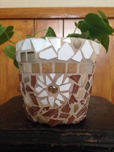 Flower pot  by moZEHicDesigns on Etsy