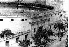 Plaza de Toros, donde ahora està El Corte Inglés