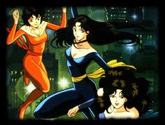 Crunchyroll has a full week of anime catalog announcements planned, starting with today's double-whammy addition of Space Adventure Cobra and Cat's Eye. Both are available to Crunchyroll members in th Cat's Eye Anime, Old Anime, Manga Anime, Old Cartoons, Classic Cartoons, Anime Comics, Space Adventure Cobra, City hunter, Illustration Manga