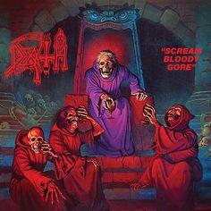 DEATH, Scream Bloody Gore
