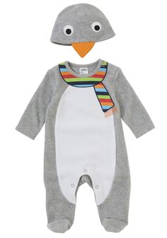 Tesco Christmas Penguin all in one and hat cheap baby clothes Babies First Christmas, Christmas Baby, Christmas Jumpers, Tesco Christmas, Toddler Fashion, Kids Fashion, Penguin Nursery, Baby Penguins, Penguin Baby