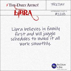 Daily Libra Astrology Fact: Here's an awesome free birth chart reading.  Visit iFate.com today!