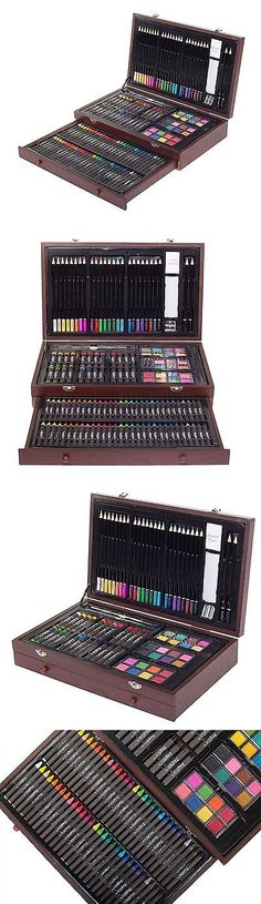 Art Pencils and Charcoal 28108: Art Supplies For Teens Adults Coloring Pencils Shading Paint Set Drawing Kit New -> BUY IT NOW ONLY: $33.06 on eBay!