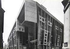 Bank of London South America, 1959-66, Buenos Aires. Clorindo Testa