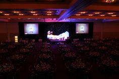 Architectural Foundation of Oregon Awards in the Oregon Ballroom 2010