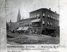 wellsville, NY photos | ... house brunswick wellsville ny brunswick hotel wellsville ny main