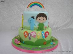 Charlie and the Numbers Cake http://www.cakescrazy.co.uk/details/charlie-and-the-numbers-cake-8441.html