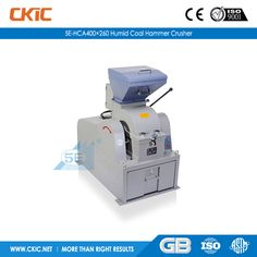 For details of 5E-HCA400×260 Humid Coal Hammer Crusher, please check: http://www.ckic.net/products/sample-preparation-equipment/5e-hca400-260-humid-coal-hammer-crusher.html