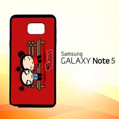 romantic chair pucca R0140 Samsung Galaxy Note 5 Case