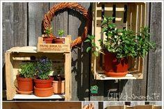 proste dekoracje ogrodowe