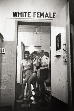 Women's Prison, New Orleans, 1963 by Leonard Freed