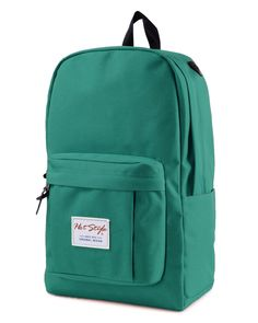 Amazon.com: HotStyle 599s College Backpack Fits 15.6-inches Laptop - Lightweight & Waterproof School Bookbag Perfect for Junior Girls or Boys, DarkCyan: Clothing