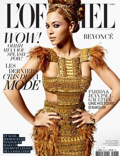 Beyoncé for L'Officiel | Fashionnews | Zalando UK