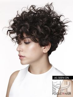 New hair styles corto rulos 63 Ideas Curly Pixie Hairstyles, Curly Hair Cuts, Short Curly Hair, Short Hair Cuts, Curly Hair Styles, Cool Hairstyles, Short Curls, Layered Hairstyles, Elegant Hairstyles