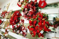 decoracao de natal em lojas - Pesquisa Google