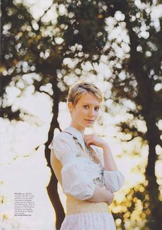 Chiselly Iniquitous: After portrayed by Mia Wasikowska