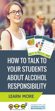Lesson Plans and Videos - Ask, Listen, Learn Alcohol Awareness, Health Teacher, Interactive Activities, Learning Activities, Middle School Teachers, High School, Free Lesson Plans, Parenting Teens, Worksheets For Kids