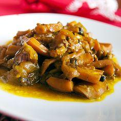 Jibia en salsa #recetas #gastronomia