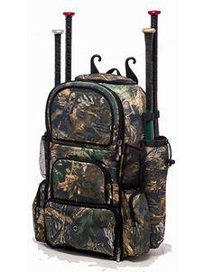 Tree Camouflage Chita Ii L Softball Baseball Bat Equipment Backpack Top 10 Best Bags