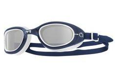 TYR - Pennsylvania State University Special Ops 2.0 Polraized Navy/White Swim Goggles