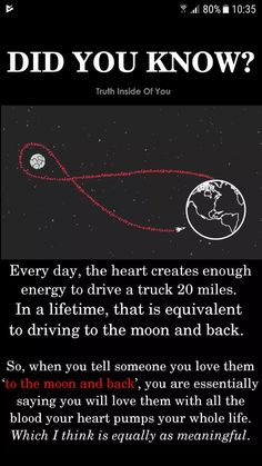 Quotes About Love : To the moon and back. Quotes About Love : To the moon and back. Moon Quotes, Wisdom Quotes, True Quotes, Words Quotes, Sayings, True Interesting Facts, Interesting Facts About World, Cool Science Facts, Psychology Fun Facts