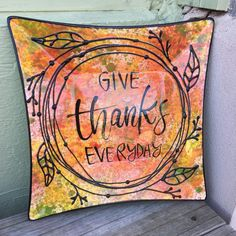 Every damn day. Paint Your Own Pottery, Painted Pottery, Pottery Painting, Pottery Art, Fall Paintings, Autumn Painting, Turkey Platter, Design Palette, Twin Girls