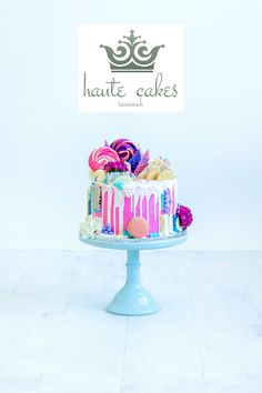 "Our ""Composite Cake"" photographed by Hazel Elizabeth Photography in Savannah, GA Haute Cakes Savannah"