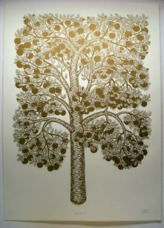 Golden Apple Tree, Tugboat Printshop