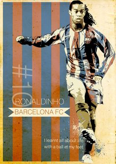 Vintage Soccer Posters on Behance