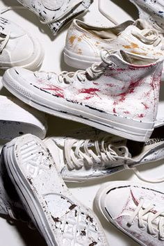 Maison Martin Margiela Gives Converse the Avant-Garde Treatment