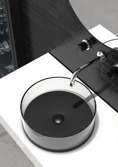 Du suchst ein besonderes Waschbecken? Dann bist du bei uns richtig. Plane jetzt mit uns auf www.wohn-dir-was.de Bildmaterial: (c) myglassdesign.de