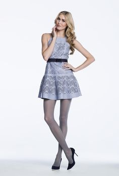 Sexy Outfits, Dress Outfits, Dresses, Pantyhose Fashion, Hosiery, Mists, Lavender, Stylish, Modern